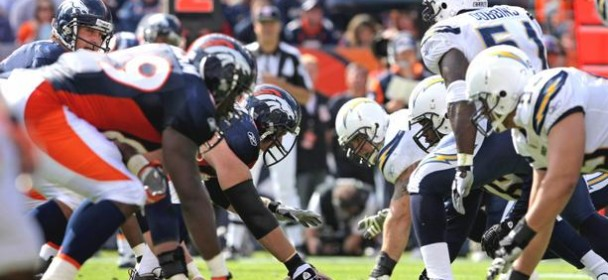 Chargers-Broncos parlay leg
