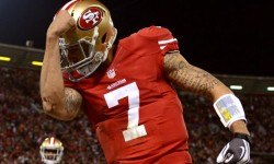 Correlated 49ers-Panthers parlay