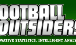 Football Outsiders DVOA rankings